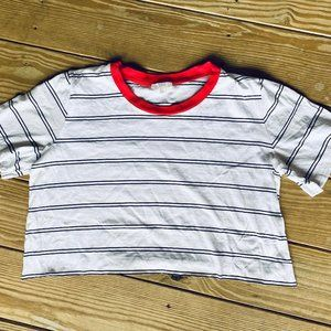 COS Cropped Tee Shirt